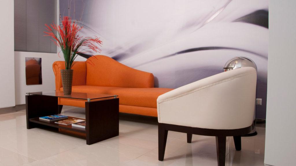 Foto de lobby del hotel Flamante