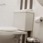 Foto de baño de habitación del hotel Flamante